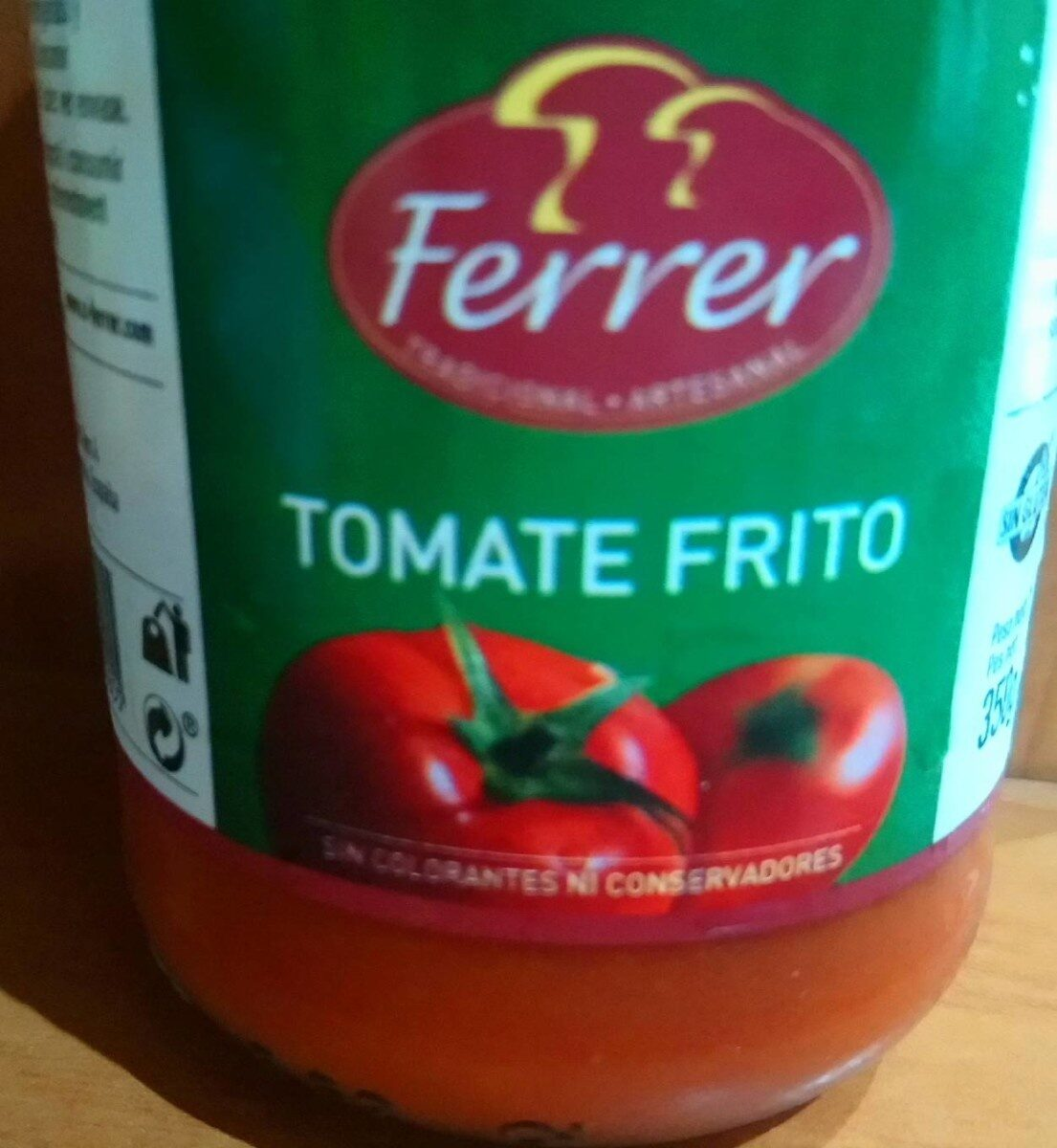 TOMATE FRITO FERRER - Product - es