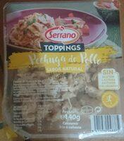 Pechuga de pollo sabor natural - Product