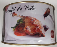 Confit de Pato - Producto