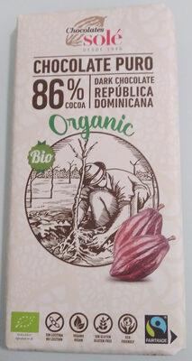 Chocolate negro ecológico - Produit