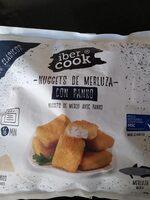 Nuggets de merluza - Producto - es