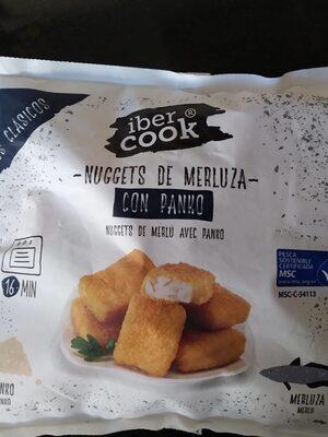 Nuggets de merluza - Producto