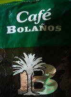 Café Bolaños - Producte
