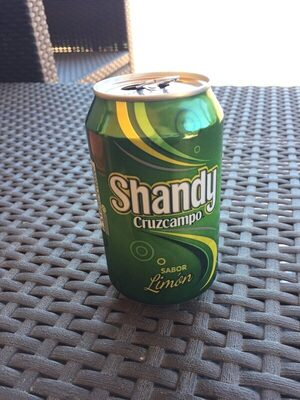 Cerveza sin alcohol sabor limón - Producte