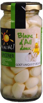 Blanc D'ail Doux - Pot De 230G - Produit