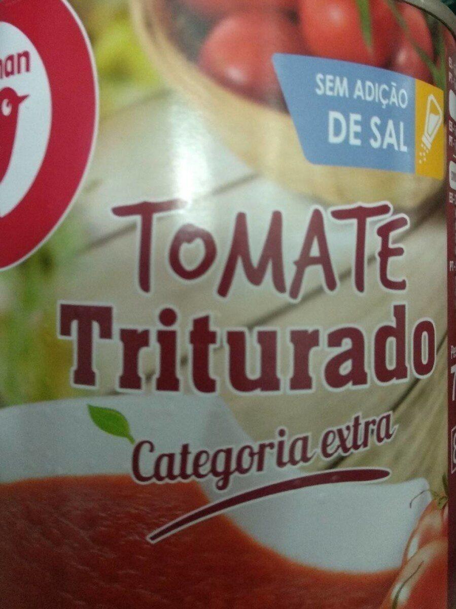 "Tomate Triturado, ""auchan"" - Product - fr"