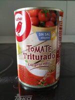Tomate triturado - Producte