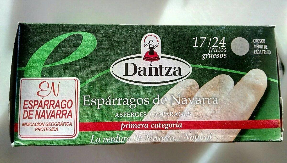 Espárragos de Navarra - Product - es