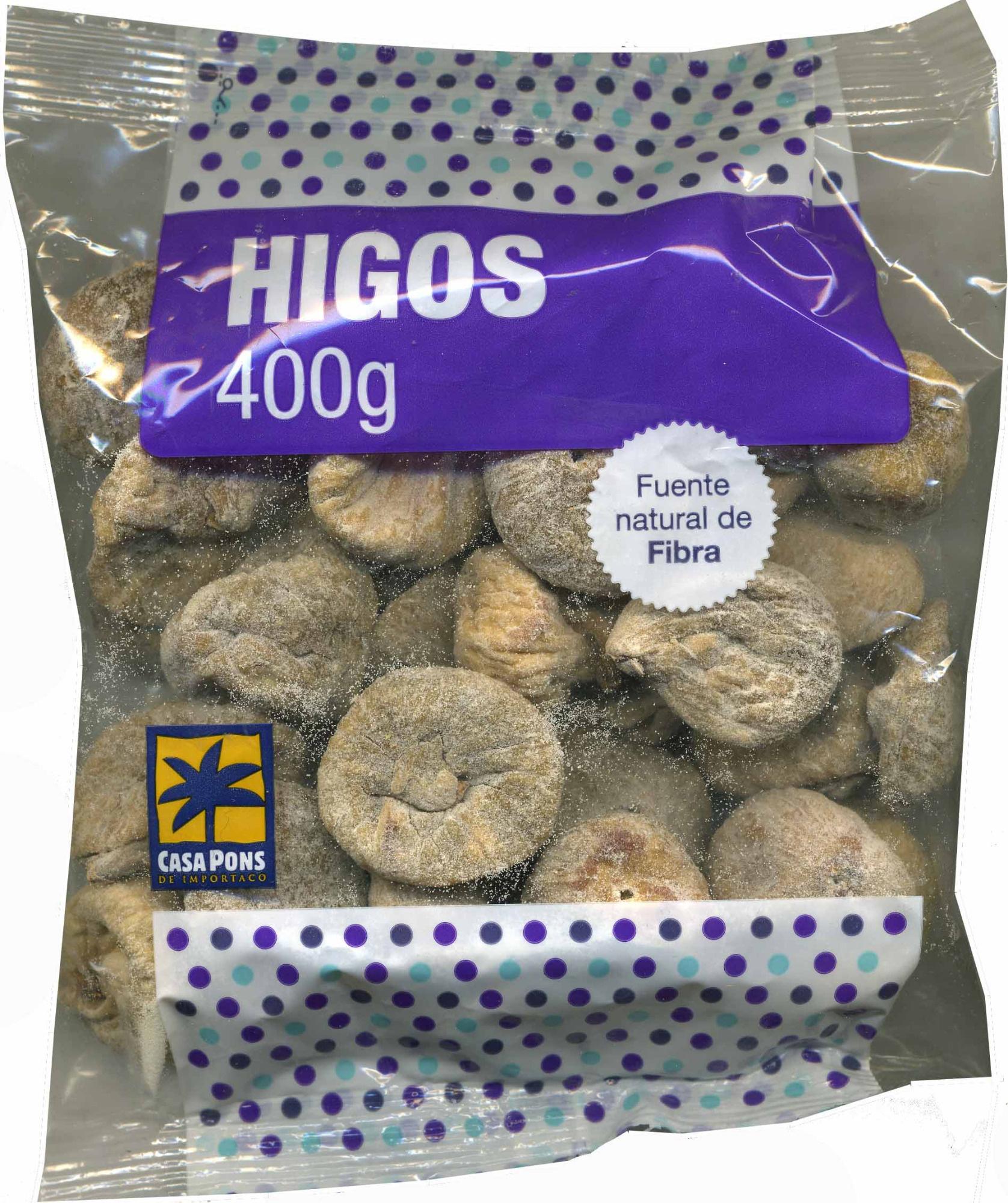 """Higos secos """"Casa Pons"""" - Producto - es"""