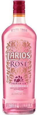 Larios Rosé Premium Gin - Producto