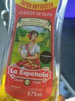 Huile  d olive - Producte