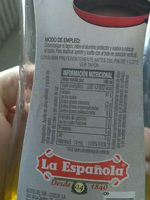 Huile  d olive - Ingredients
