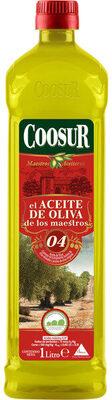 El aceite de oliva Coosur - Producte