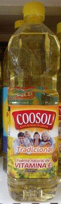 Aceite refinado de girasol - Producte