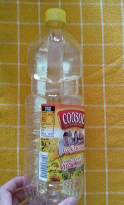 Aceite refinado de girasol botella 1 l - Producto
