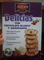 Delicias - Producto