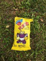 Monchitos Pegui Arroz Inflado 23GR - Producte