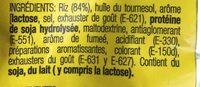 Monchitos Pegui Arroz Inflado 23GR - Ingredientes - fr