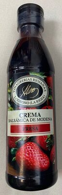 Crema Balsamica de Modena (Fresa) - Producto