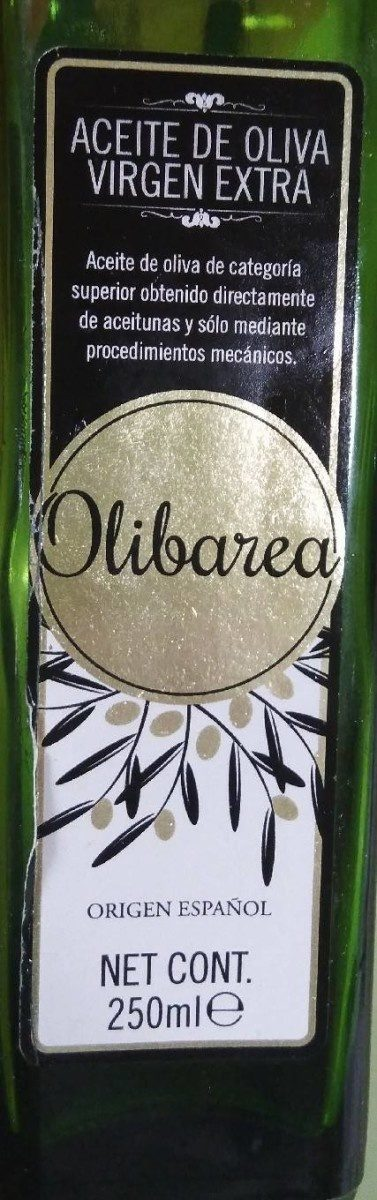 Aceite Oliva Virgen Extra - Producto