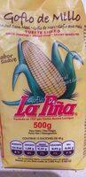 Gofio La Piña S. L. Gofio De Millo,Tueste Suave 500G - Product
