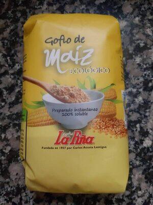 Gofio Maiz Bio
