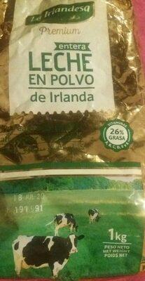 Leche en polvo de Irlanda - Producte
