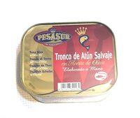 PESASUR Tronco de Atun Salvaje en Aceite de Oliva - Prodotto - es