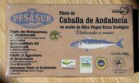Filets de Maquereau d'Andalousie - Producto - es