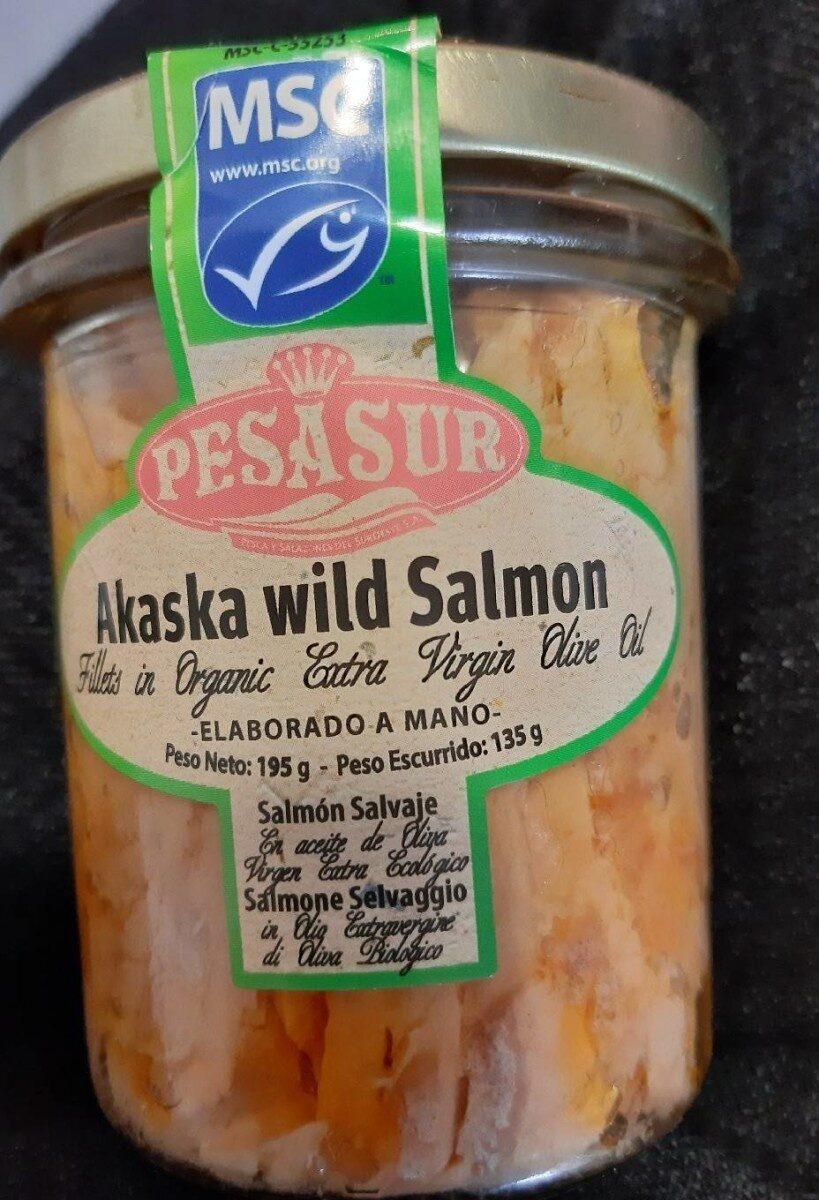 Alaska Eild Salmon - Producto