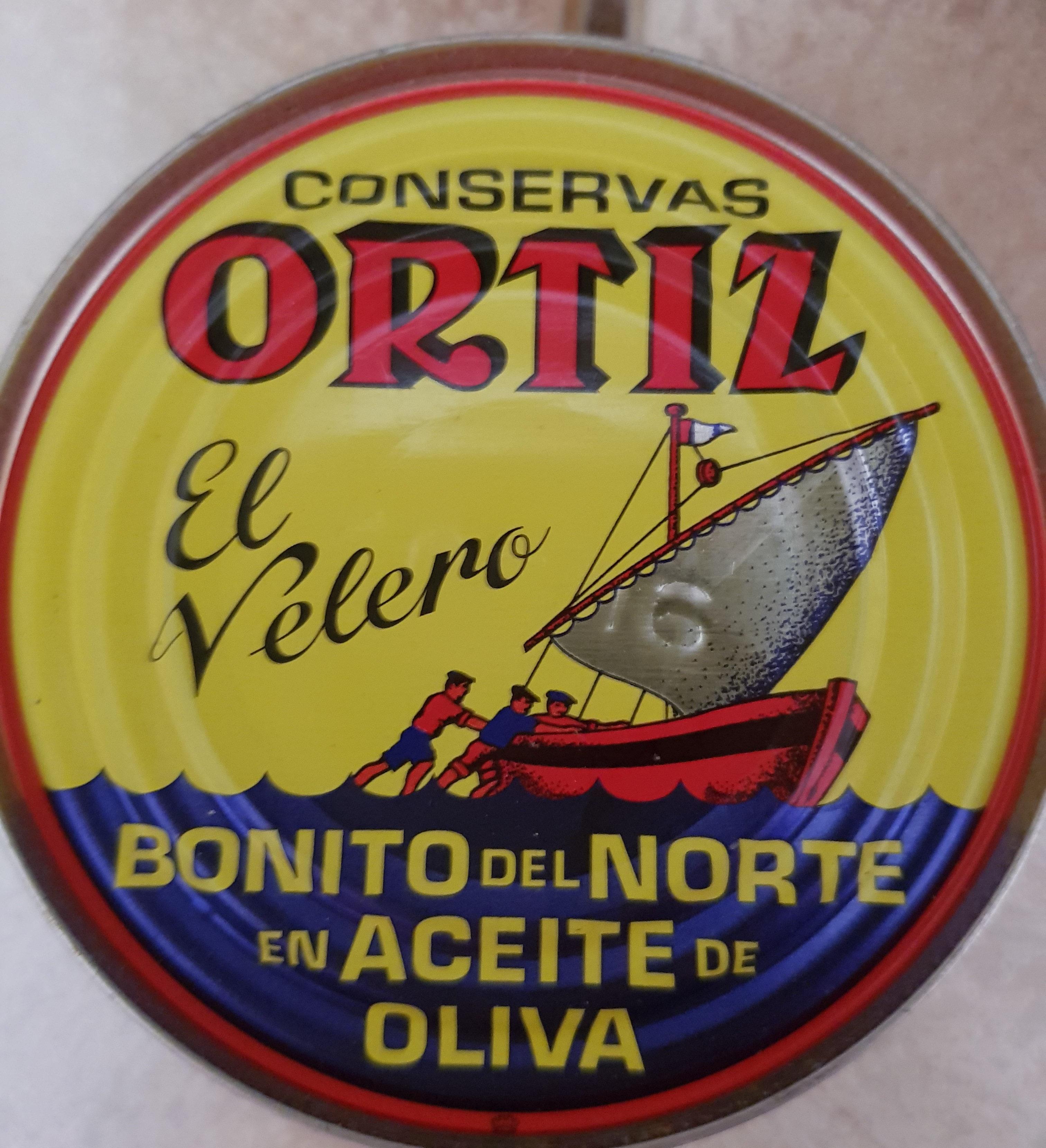 Bonito del norte en aceite de oliva - Producte - es