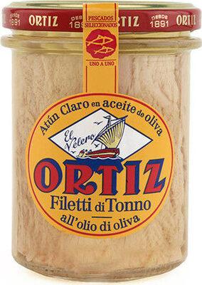 Ortiz Atún Claro En Aceite Oliva - Product - fr