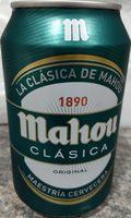 Cerveza mahou - Product - es