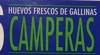 Huevos Frescos de Gallinas Camperas - Ingredients