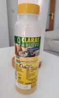 9 Claras de Huevo - Producto