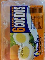 Huevos Cocidos - Producte