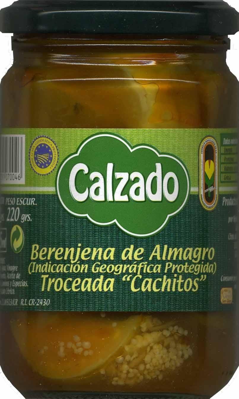 Berenjena de Almagro (IGP) Troceada cachitos - Product