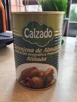 Berenjena Aliñada - Product - es