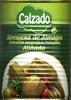 "Berenjenas encurtidas aliñadas ""Calzado"" Origen Almagro - Product"