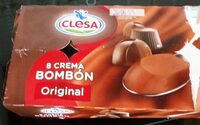 Crema bombón original - Producte