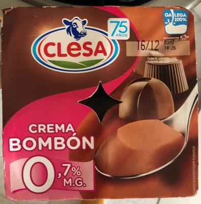 Crema de bombón - Product