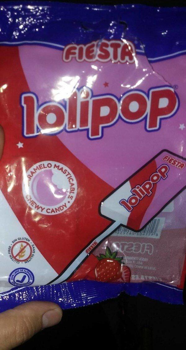 Lolipop - Nutrition facts