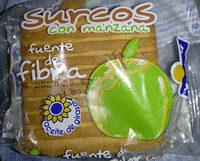 Galletas con manzana - Producto - es