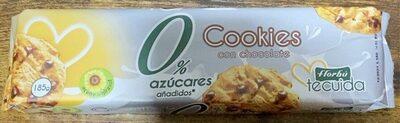 Choco Cookies Sugar Free - Producte - fr