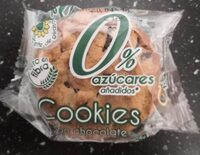 Cookies con chocolate - Product