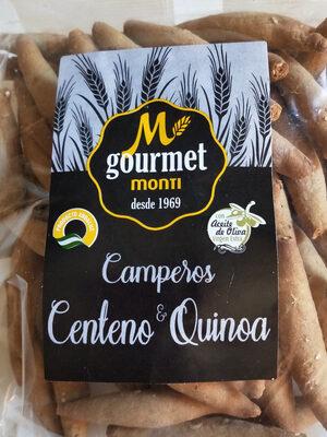 Camperos de centeno y quinoa - Producto - es