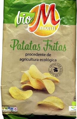 """Patatas fritas lisas ecológicas """"BioMonti"""" - Producto"""