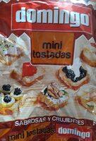 Mini tostadas - Prodotto - es