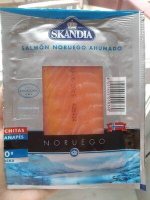 Salmón noruego ahumado - Producte - es