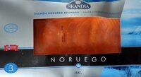 Salmón Noruego Ahumado - Prodotto - es